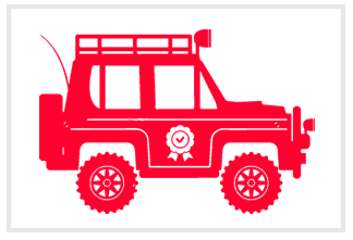 Accredited Advanced 4x4 Driver Training